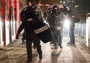 Нападение на Deutsche Bank в Берлине: Полиция освободила заложника