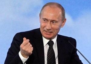 Путин: КВН - наш отечественный бренд