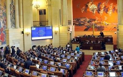 В Колумбии принят закон об амнистии для повстанцев