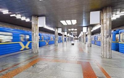У Києві станцію метро  Петрівка  хочуть перейменувати в  Почайна