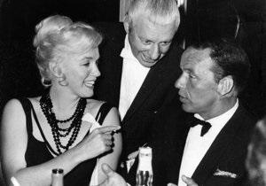 ФБР: Фрэнк Синатра и Мэрилин Монро причастны к попытке мафии очернить Кеннеди