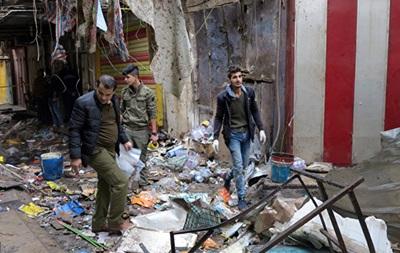 ІД взяла відповідальність за теракти у Багдаді