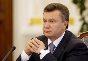 Янукович приказал разобраться в ситуации с печатью бюллетеней в Харькове