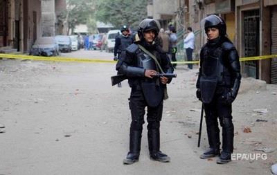 Взрыв бомбы в Египте, есть жертвы