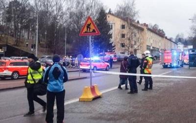 У Гельсінкі авто влетіло у натовп людей