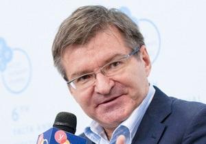 Немыря: Имидж Украины не должен страдать из-за некомпетентности Януковича