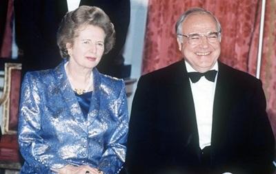 Экс-канцлер ФРГ обещал Маргарет Тэтчер доступ к секретным данным − СМИ
