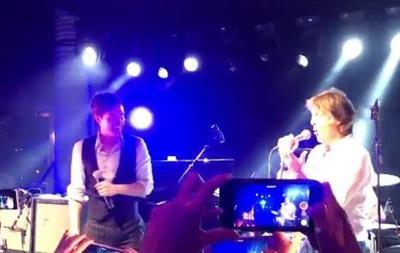 Маккартні заспівав на вечірці в Абрамовича