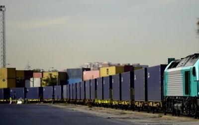 Китай почав пряме вантажне залізничне сполучення з Англією