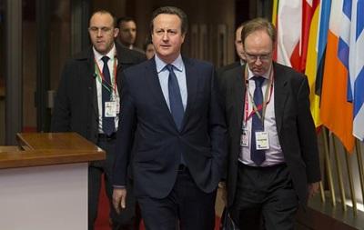 Посол Великобританії при ЄС пішов у відставку