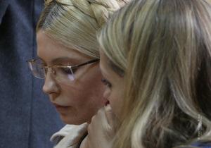Евгения Тимошенко: Я горжусь мамой, и сожалею, что не смогла ее поздравить с Днем матери