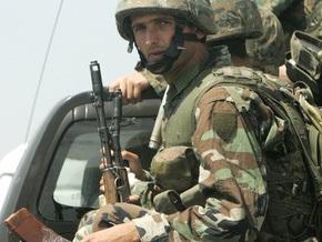 NYT: Пентагон считает грузинскую армию небоеспособной