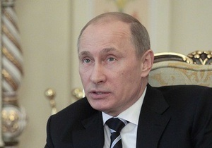 Путин предложил Януковичу принять участие в строительстве российского космодрома