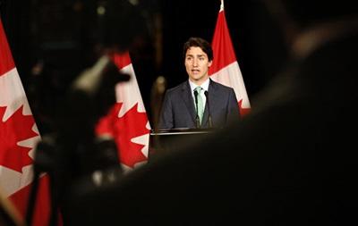 Прем єр Канади не їде на форум у Давосі