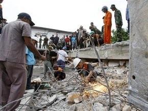 Индонезия обратилась за международной помощью в поиске жертв землетрясения