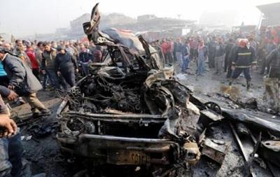 У Багдаді стався другий за день теракт