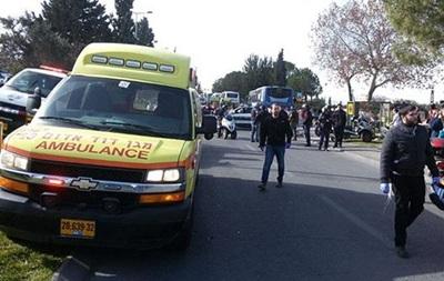 Теракт в Єрусалимі: опубліковано відео