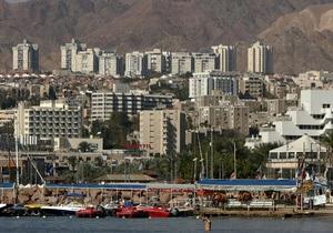 В результате ракетного обстрела курортов Израиля и Иордании погиб один человек