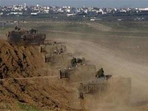 Израильские ВВС разбомбили мечеть в Газе