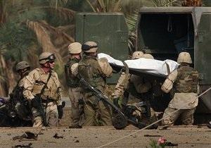 Ирак - Жертвами серии терактов в Ираке стали около 50 человек