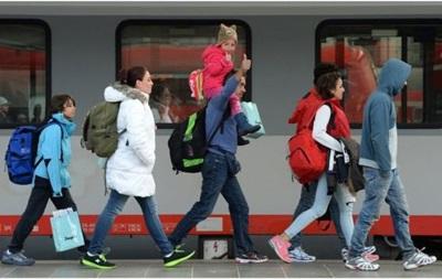 Потік біженців до Німеччини скоротився утричі - уряд