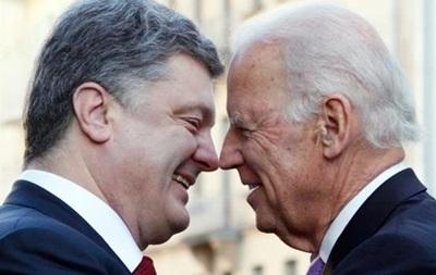 Стала известна дата встречи Порошенко и Байдена