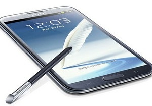 Samsung продала 5 млн Galaxy Note II