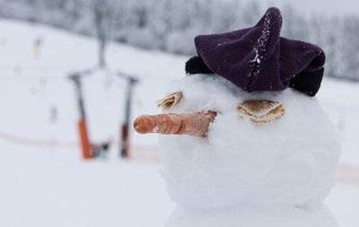 Німецький машиніст переплутав сніговика на колії з людиною