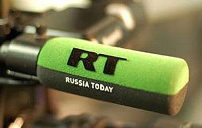 Ефір каналу Конгресу США перервала трансляція Russia Today