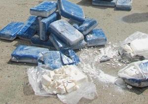 В аэропорту Афин задержали пассажирку с 0,5 кг кокаина в желудке