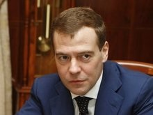 Медведев ждет от Украины интенсификации усилий