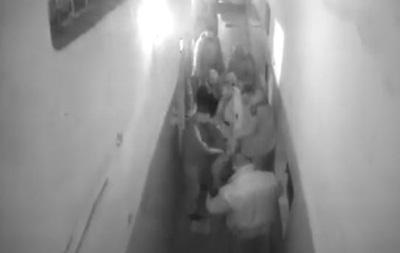 Опубліковано відео конфлікту  Торнадо  в СІЗО