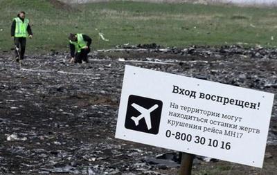 Родичі жертв катастрофи MH17 вимагають відновити пошуки решток