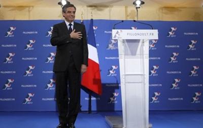 Фійон офіційно став кандидатом у президенти Франції