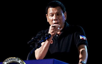 Дутерте пригрозив ввести воєнний стан на Філіппінах