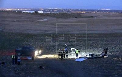 В Испании разбился самолет, есть погибшие