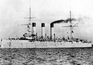 Крейсеру Аврора исполнилось 110 лет