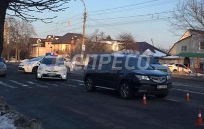 Поліція повідомила деталі ДТП в Києві, під час якої збили трьох дітей