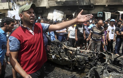 Теракт у Багдаді: сім жертв