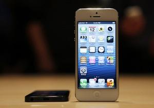 iPhone 5S появится этим летом - Apple