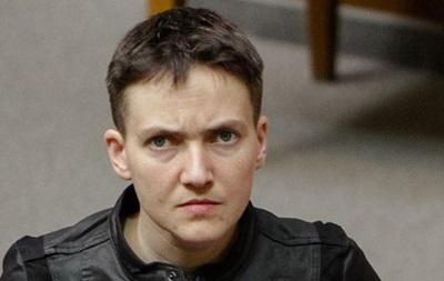 Савченко виключають з комітету нацбезпеки