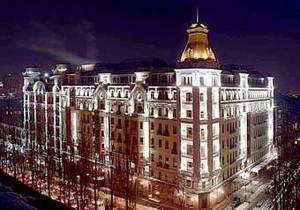 Сегодня: В киевских гостиницах практически не осталось мест на Евро-2012