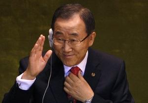 Генсек ООН поздравил всех женщин мира с 8 марта