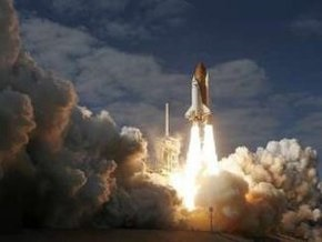 NASA успешно запустило шаттл Atlantis к МКС