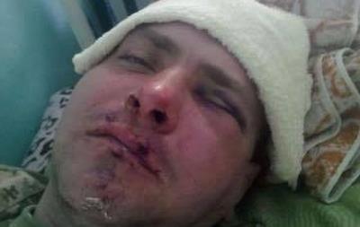 На Одещині жорстоко побили бійця  Правого сектора  за участь в АТО