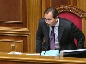 Томенко: Сегодня мы обречены разблокировать Раду