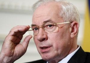 Азаров пообещал пересмотреть макропоказатели проекта бюджета на 2011 год
