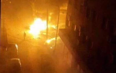 У Лівії смертник підірвав авто біля посольств Італії та Єгипту
