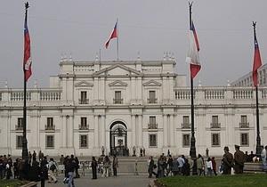В Чили произошло землетрясение силой в 8,5 балла