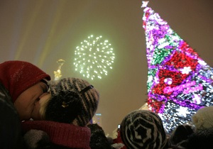 Газета Сегодня: Новогодняя елка в центре Киева - радиоактивна